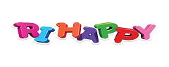 Λογότυπο Ri Happy